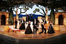 Much Ado About Nothing, Bard on the Beach: The Masked Ball, 2004
