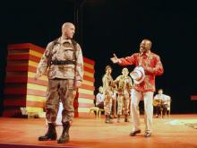 Much Ado About Nothing, California Shakespeare Theater, 2003