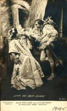 Much Ado About Nothing, Julia Marlowe (1865-1950) as Beatrice, E. H. Sothern (1859-1933) as Benedick, 1904