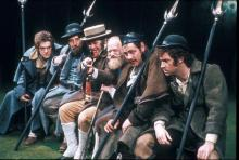Much Ado About Nothing, Royal Shakespeare Company, 1971
