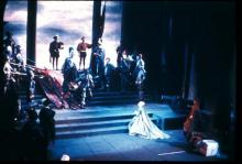 Othello, Royal Shakespeare Company, 1961