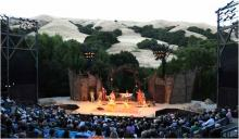 Pericles, California Shakespeare Theatre, 2008