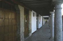 Renaissance Theatre Entrance (Almagro, Spain)