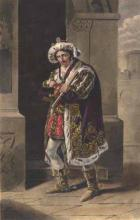 Richard III, Edmund Kean (1787-1833) as Richard III