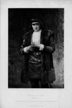 Richard III, Henry Irving as Richard III