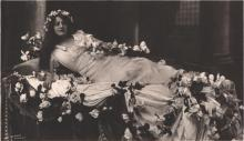 Romeo and Juliet, Nora Kerin as Juliet, 1909