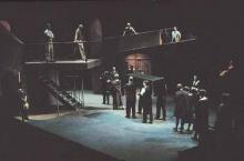Romeo and Juliet, Phoenix Theatre, 1998