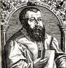 Sebastian Pfauser (1520-69) Reformist Chaplain to Maximilian II.