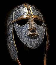 Sutton Hoo Helmet: Old Hamlet