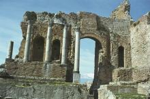 Taormina Theatre, Stage Right