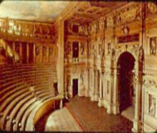 Teatro Olympico at Vicenza