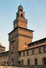 "The Castello Sforzesco of the Dukes of Milan ""The Two Gentlemen of Verona"" & ""The Tempest"""