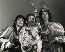 The Comedy of Errors, Great Lakes Shakespeare Festival, 1970