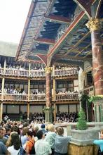 The Comedy of Errors: Shakespeare's Globe Theatre, 1999