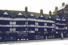 The Staple Inn, London