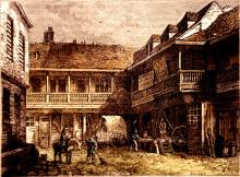 The Tabard: a Medieval Inn in London