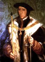 Thomas Howard Third Duke of Norfolk, by Hans Holbein c.1539.