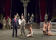 Titus Andronicus, The Old Globe, 2006
