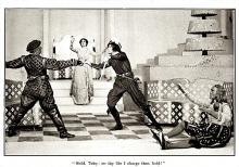 Twelfth Night, Granville Barker Company, 1912